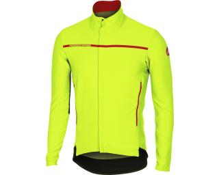 Castelli Perfetto Jacket Yellow