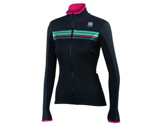 Sportful Allure SoftShell Fietsjacks Zwart