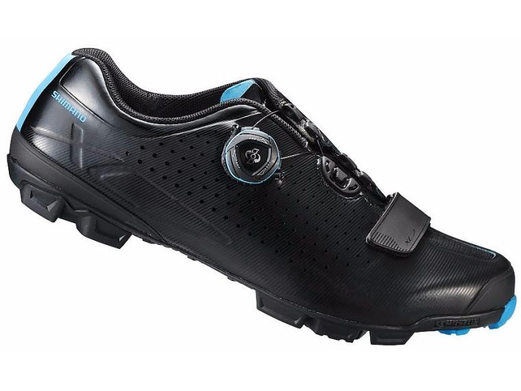 Shimano XC7 MTB Shoes Black