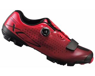 Shimano XC7 MTB Shoes Red
