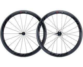 Zipp 303 Firecrest Carbon Clincher Road Bike Wheels Black