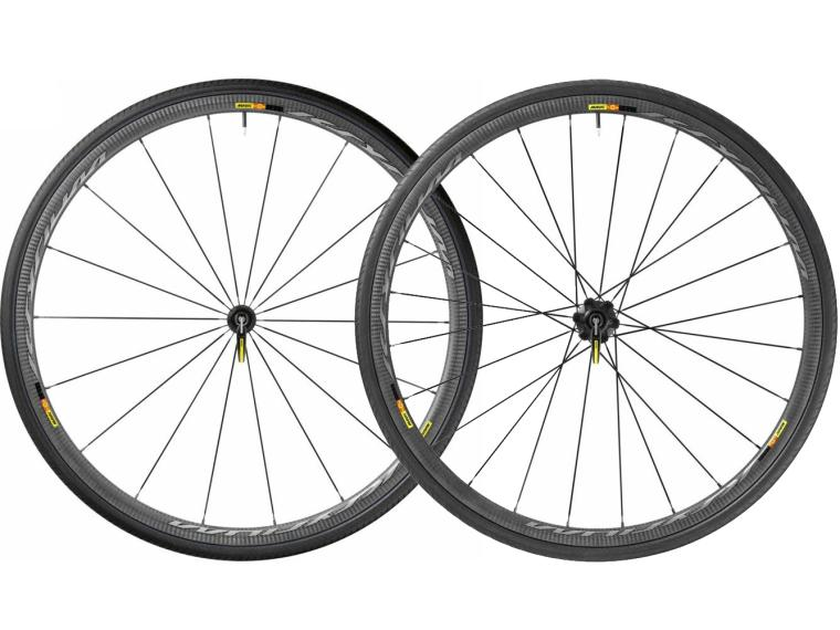 Mavic Ksyrium Pro Carbone SL C Road Bike Wheels