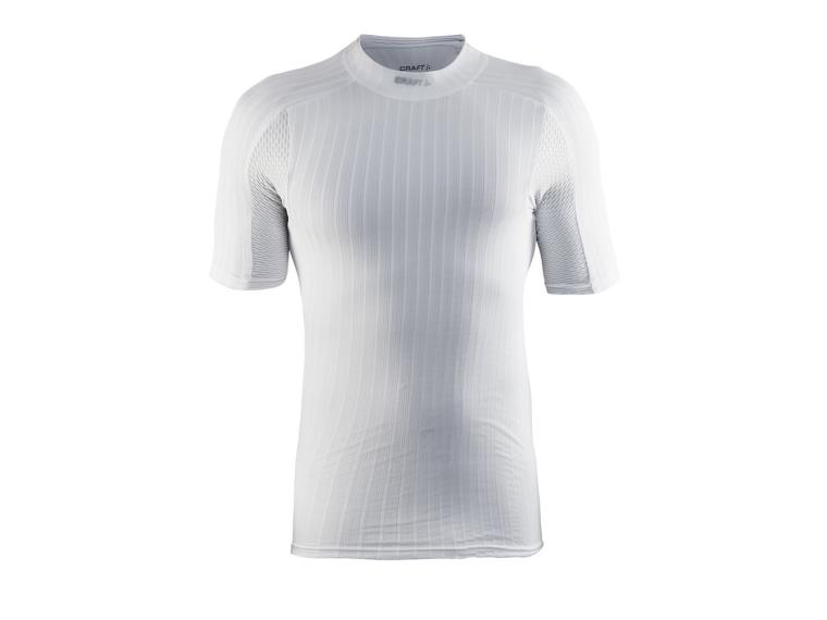 Craft Active Extreme 2.0 CN SS Base Layer Short Sleeve White