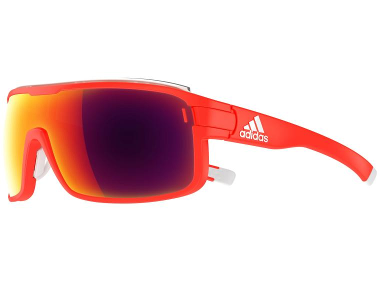 Adidas Zonyk Cycling Glasses Solar Red