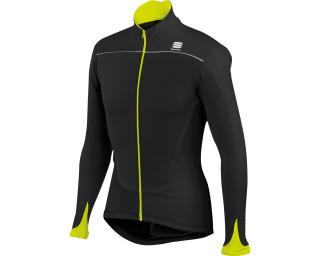 Sportful Force Thermal Fietsshirt Zwart