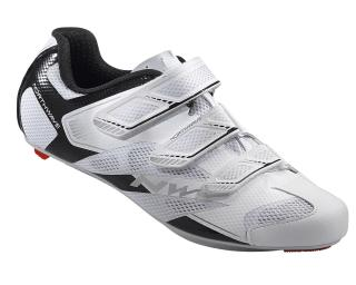 Northwave Sonic 2 Road Shoes White / Black