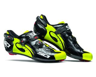 Sidi Wire Carbon Road Shoes Yellow