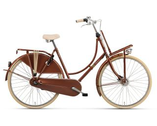 Batavus Old Dutch Plus 3 versnellingen Rood