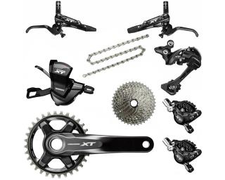 Shimano Deore XT M8000 single Groepset