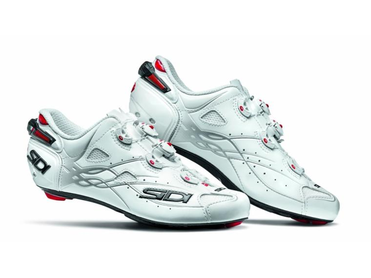 Sidi Shot Road Shoes White