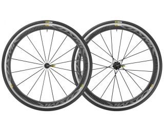 Mavic Cosmic Pro Carbon Road Bike Wheels Black