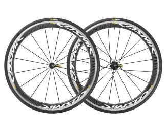 Mavic Cosmic Pro Carbon Road Bike Wheels White