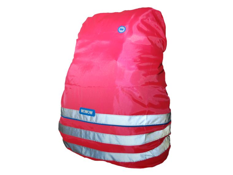 Wowow Bag Cover Fun Pink