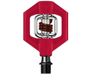 Crankbrothers Candy 1 Pedalen Rood