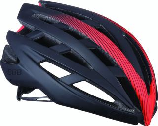 BBB Cycling Icarus Helm Schwarz / Rot