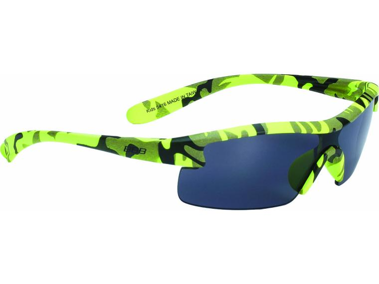 BBB Cycling Sportbril Kids Cycling Glasses Camouflage