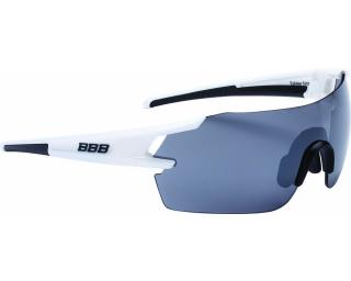BBB Cycling Fullview Cycling Glasses White
