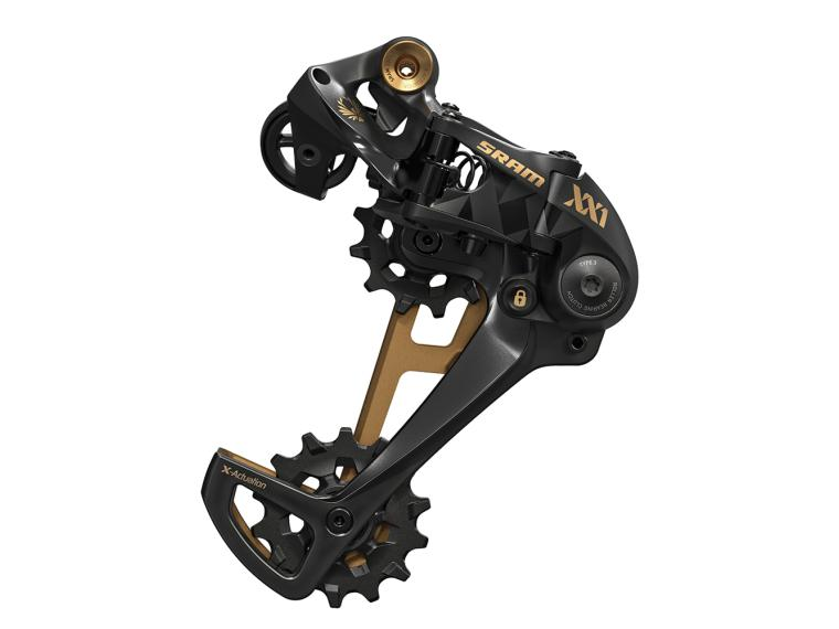 Sram XX1 Eagle 12-speed Rear Derailleur Gold
