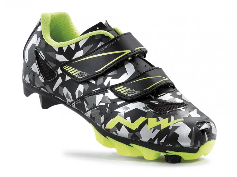 Northwave Hammer Junior MTB Schoenen MTB Shoes Camo