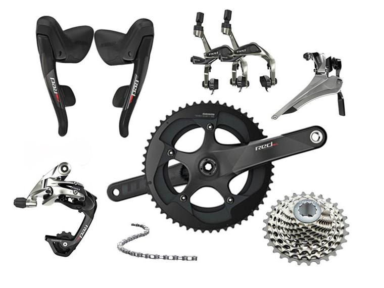 Groupe Sram Red 22
