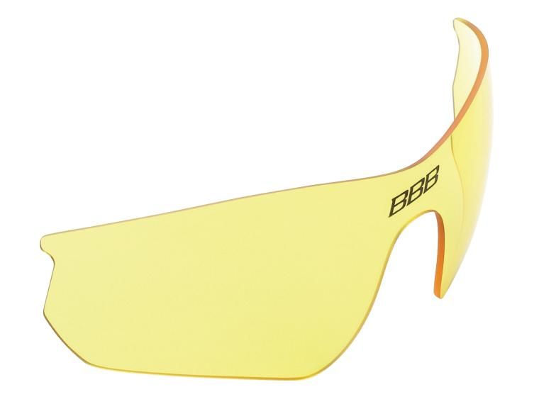 BBB Cycling Select Lens Yellow