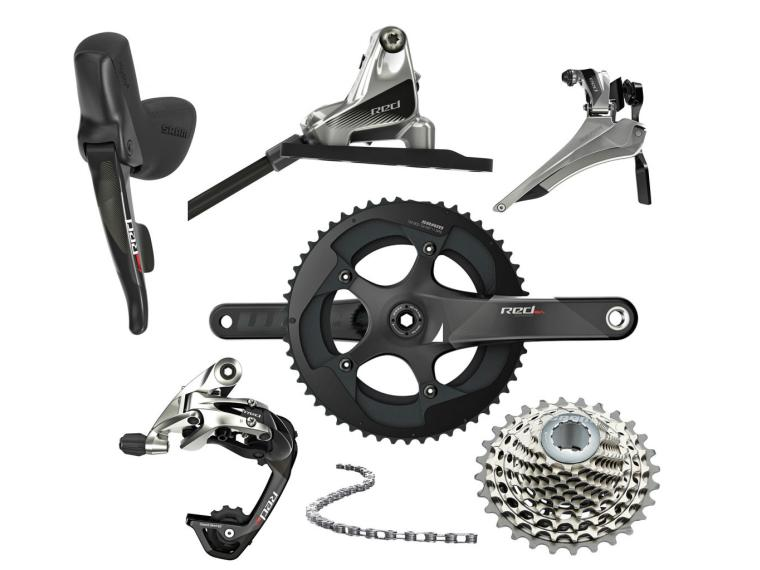 Groupe Sram Red 22 HRD Disc