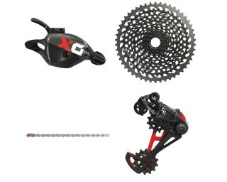 Sram X01 Eagle Upgradekit Groupset Trigger / Red