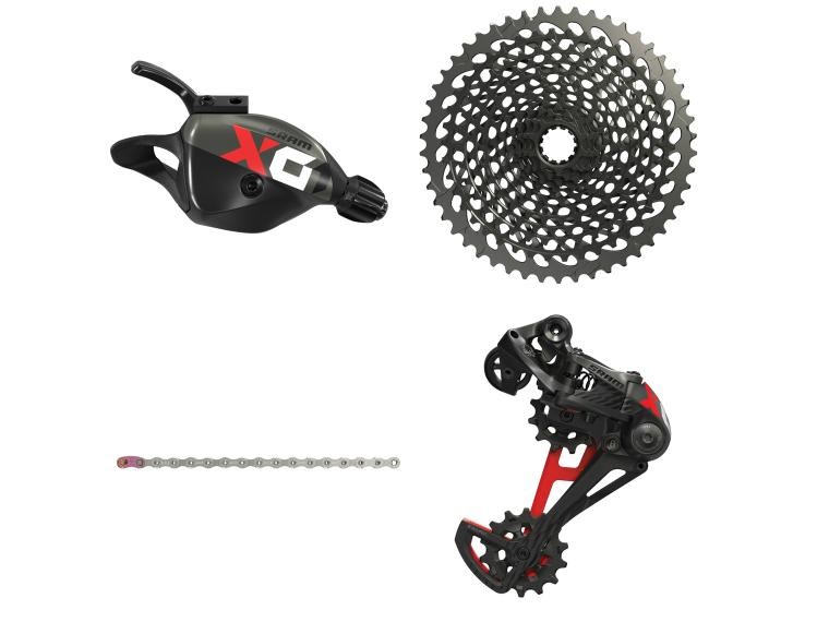 Sram X01 Eagle Upgrade Kit Trigger / Red