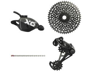 Sram X01 Eagle Upgradekit Groupset Trigger / Black