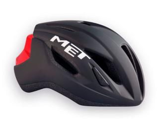 MET Strale Helmet Black / Red