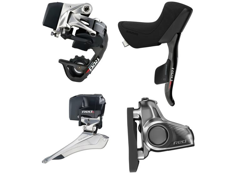 Sram Red eTAP HRD Disc Upgradekit Groupset