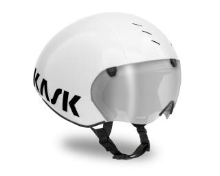 KASK Bambino Pro Racefiets Helm Wit