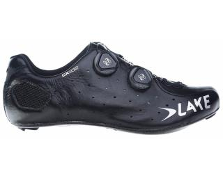Lake CX332 Road Shoes Black