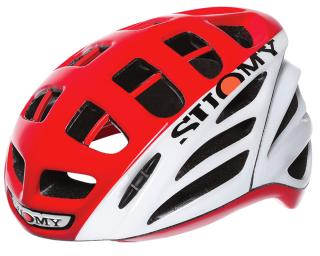 Suomy Gun Wind Helm Rood