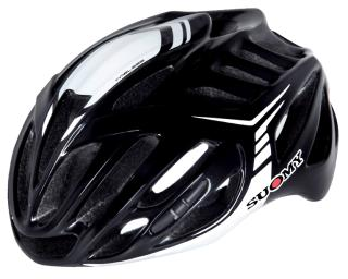Suomy Timeless Helmet Black  / White