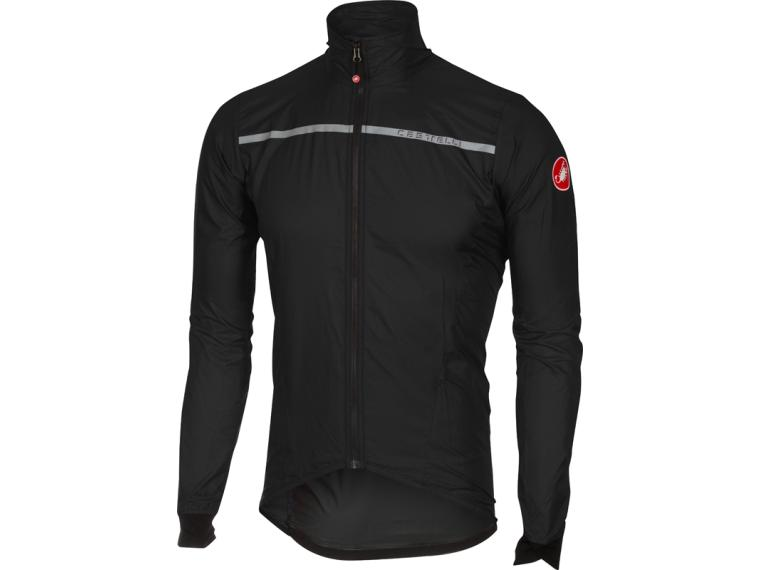 Castelli Superleggera Wind Jacket Black
