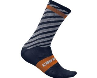 Castelli Free Kit 13 Socks Orange