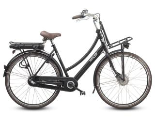Sparta Pick-Up 7V Electric Connected E-Bike Schwarz