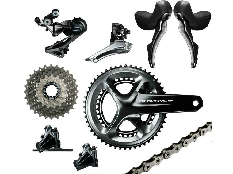 Shimano Dura Ace R9120 Disc Groupset
