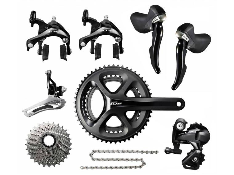 fa8b661f002 Buy Shimano 105 5800 Groupset | Mantel UK
