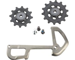 Sram XX1 Eagle Jockey Wheels Black