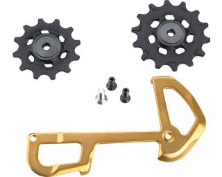 Sram XX1 Eagle Jockey Wheels Yellow