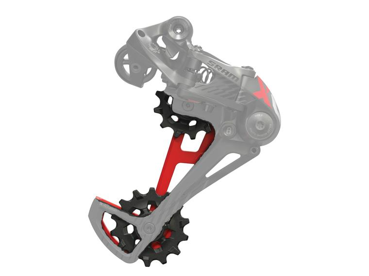 Sram XO1 Eagle 1x12-speed Jockey Wheels Red