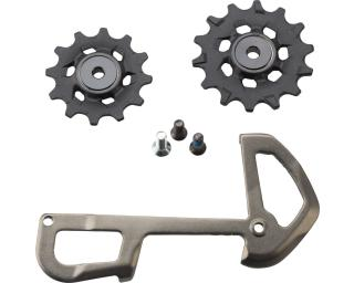 Sram XO1 Eagle Jockey Wheels Black