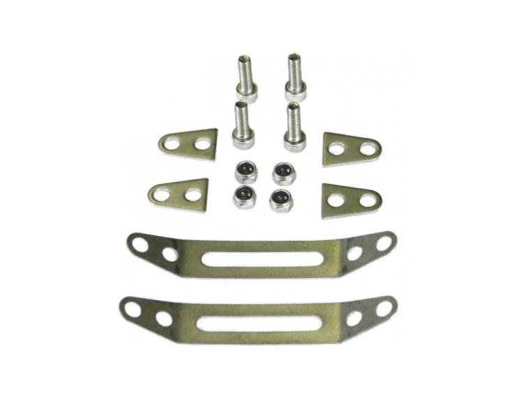 Tubus Carrier Clamp Set