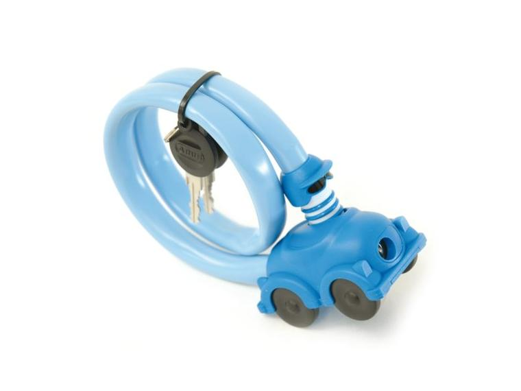 Abus My First Abus Cable Lock Blue