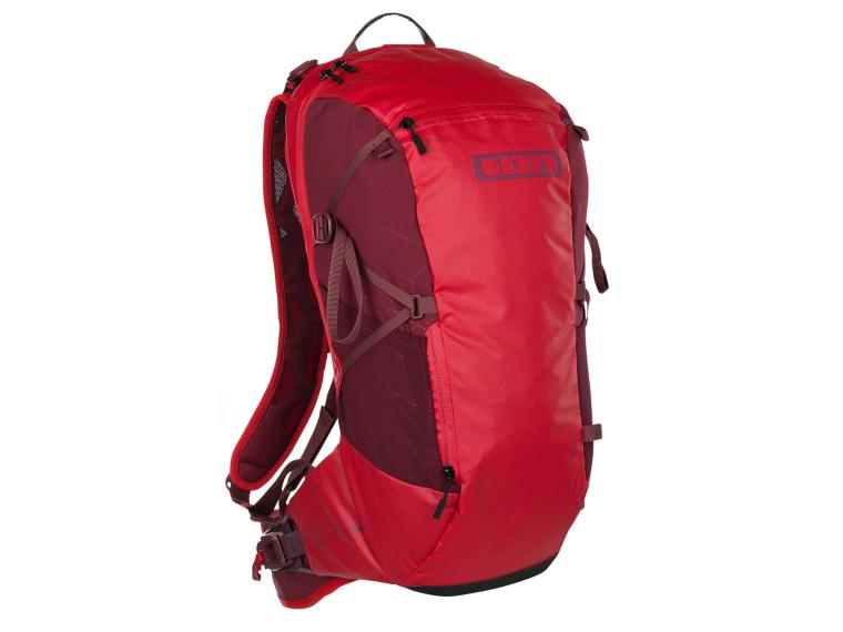 ION Transom 16 Backpack Red