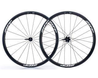 Zipp 202 Firecrest Tubular Road Bike Wheels White