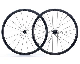 Zipp 202 Firecrest Tubular Road Bike Wheels Black