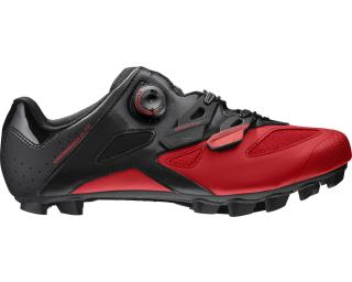 Mavic Crossmax Elite MTB Shoes Black / Red